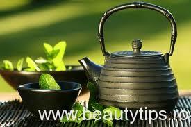 Ceaiuri pentru ten