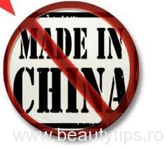 Legume false din China