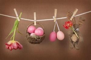 Paşti, idei de cadouri, Iepuraş, ouă