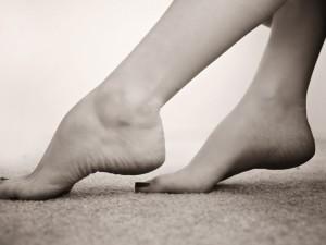 ciuperca picioare