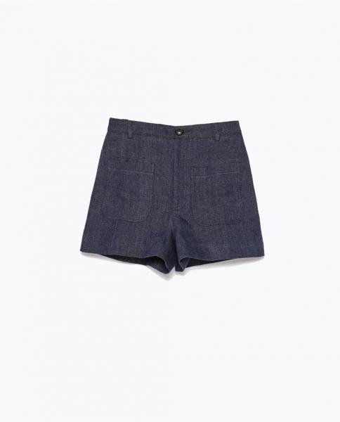 pantaloni scurti buzunare