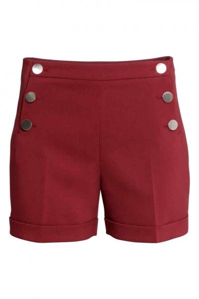 pantaloni scurti eleganti