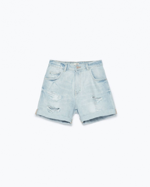 pantaloni lungime medie