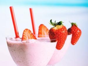 smoothie fructe