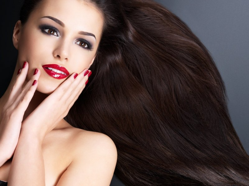 laminarea părului
