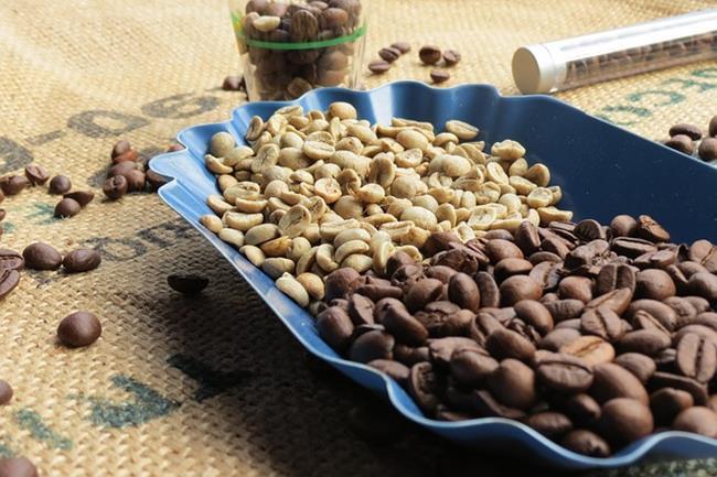 cafeaua verde