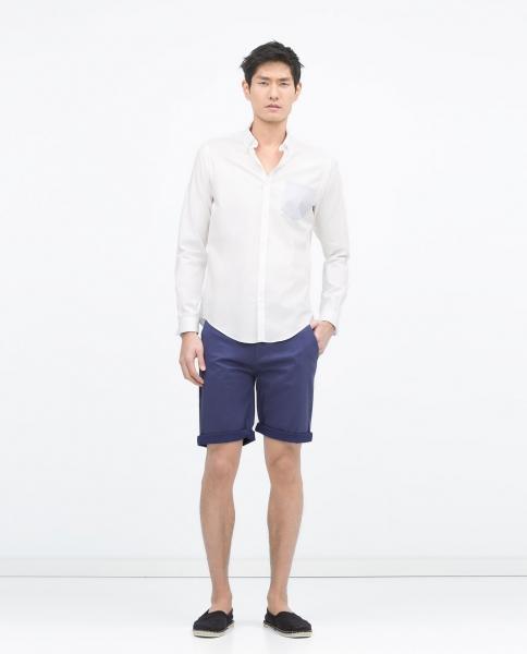 Bărbaţii pot purta pantaloni scurţi la birou
