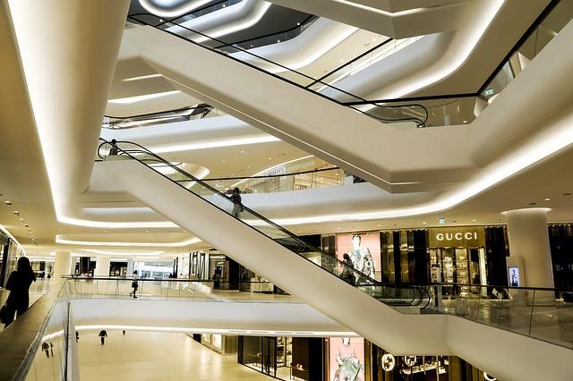 inaugurare mall