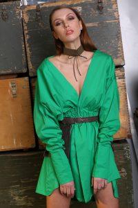Rochie cămașă Disponibilă pe: stadaboutique.ro