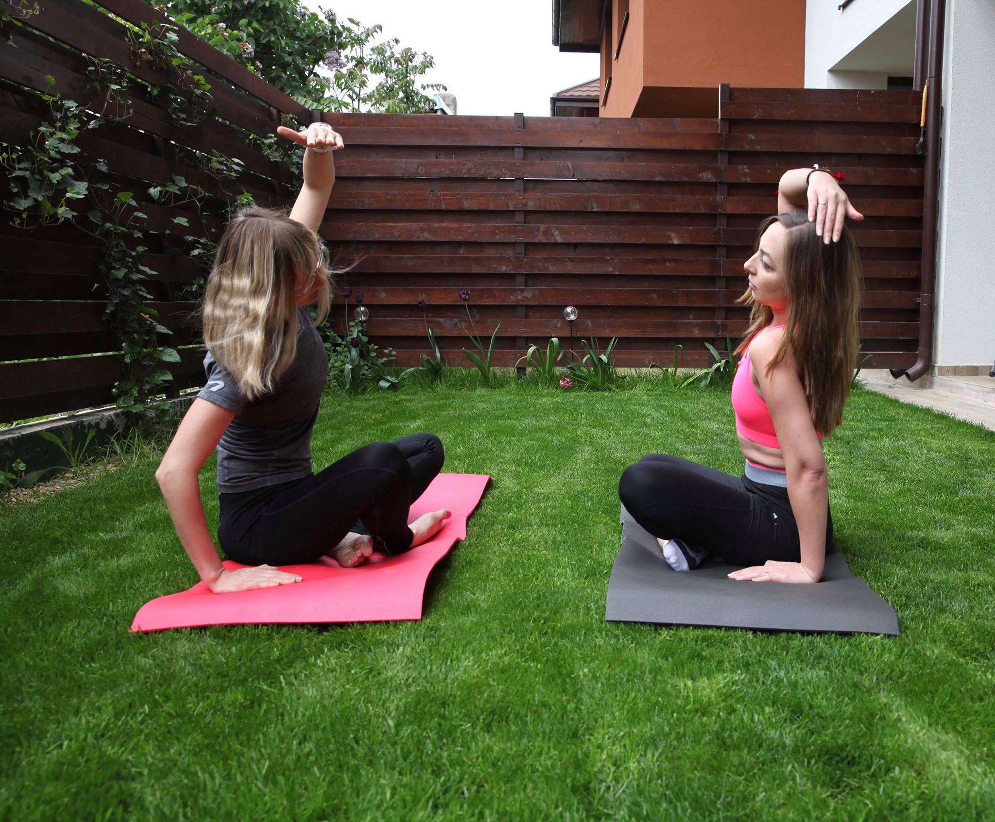 antrenor pilates