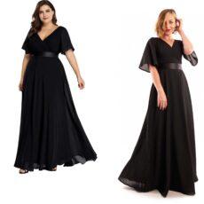 Rochie lungă de ocazie